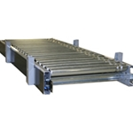 A conveyor system is a common piece of mechanical handling equipment that moves materials from one location to another. Conveyors are especially useful in applications involving the transport of heavy or bulky materials.