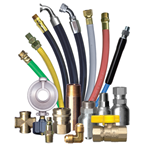 Hoses, Tubing, Pipes, Valves & Fittings